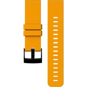 Suunto Traverse Silicone Strap amber